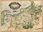 Atlas sive cosmographica 1595 г.