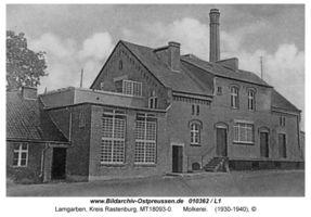 Lamgarben, Kreis Rastenburg