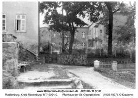 Rastenburg, Stadt, Kreis Rastenburg Lindenmarkt