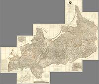 Восточная и Западная Пруссия. 1803 год.
