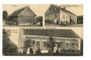 Reuschendorf Kr. Sensburg, Kreis Sensburg
