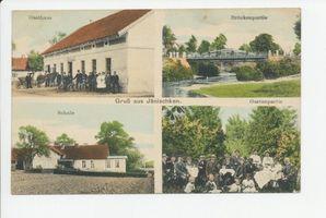 Jänichen, Kreis Insterburg
