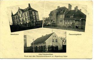 Angerburg Kr. Angerburg, Stadt, Kreis Angerburg Bethesda-Anstalten