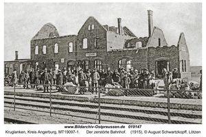 Kruglanken, Kreis Angerburg