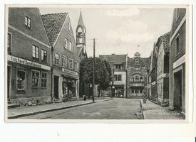 Mühlhausen Kr. Preußisch Holland, Kreis Preußisch Holland