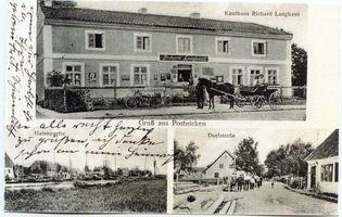 Postnicken, Kreis Samland