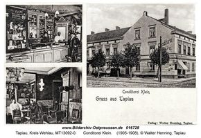 Tapiau, Kreis Wehlau