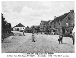 Schillen, Kreis Tilsit-Ragnit