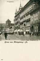 Königsberg (Pr.), Stadtkreis Königsberg Straße der SA
