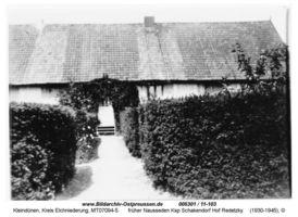 Kleindünen, Kreis Elchniederung