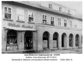 Eydtkau, Kreis Ebenrode