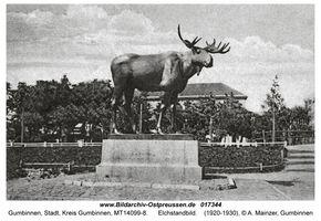 Gumbinnen, Stadt, Kreis Gumbinnen Magazinplatz