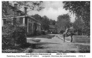Rastenburg, Stadt, Kreis Rastenburg Sembeckstraße