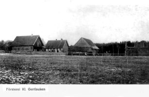 Klein Gertlauken, Kreis Labiau