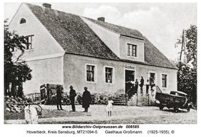 Hoverbeck, Kreis Sensburg