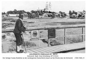 Schirwindt, Stadt, Kreis Schloßberg
