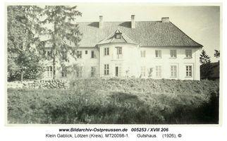 Klein Gablick, Kreis Lötzen