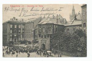 Königsberg (Pr.), Stadtkreis Königsberg Schloßplatz
