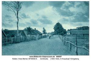 Nidden, Kreis Memel