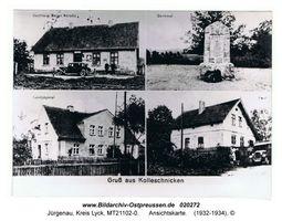 Jürgenau, Kreis Lyck