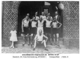 Neukirch, Ort, Kreis Elchniederung