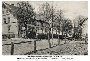 Medenau, Kreis Samland