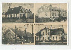 Krausendorf, Ort, Kreis Rastenburg