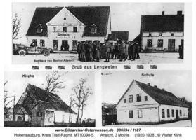 Hohensalzburg, Kreis Tilsit-Ragnit