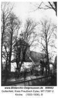 Guttenfeld, Kreis Preußisch Eylau