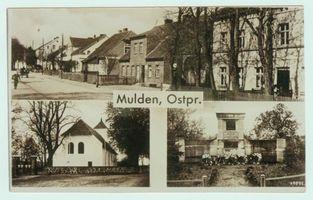 Mulden Kr. Gerdauen, Kreis Gerdauen