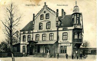 Angerburg Kr. Angerburg, Stadt, Kreis Angerburg Bahnhofstraße 29