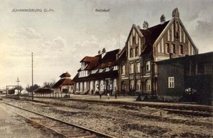 Johannisburg, Kreis Johannisburg