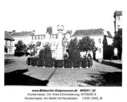 Kuckerneese, Ort, Kreis Elchniederung Am Markt 15,13,12,1