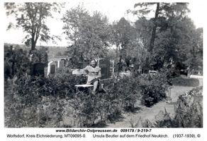 Wolfsdorf Kr. Elchniederung, Kreis Elchniederung