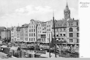 Königsberg (Pr.), Stadtkreis Königsberg Fischmarkt