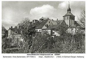 Bartenstein, Kreis Bartenstein