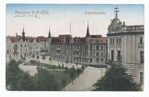 Allenstein, Stadtkreis Allenstein Kopernikusplatz