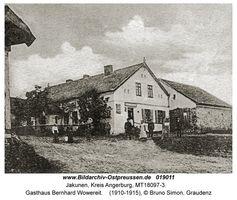 Jakunen, Kreis Angerburg