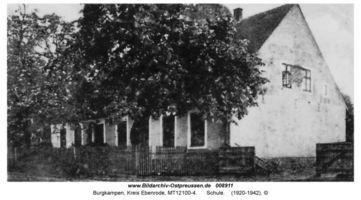 Burgkampen, Kreis Ebenrode