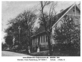 Wenden (Ostpr.), Ort, Kreis Rastenburg