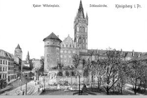 Königsberg (Pr.), Stadtkreis Königsberg Kaiser-Wilhelm-Platz