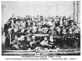 Klein Friedrichsgraben, Kreis Elchniederung