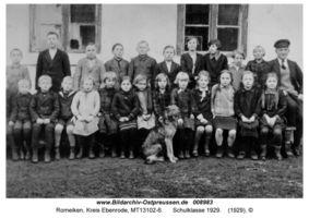 Romeiken, Kreis Ebenrode