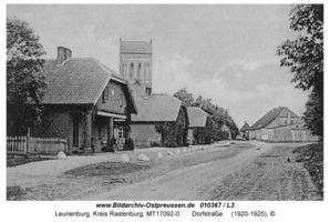 Leunenburg, Kreis Rastenburg