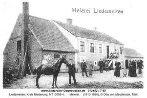 Gerhardsweide, Kreis Elchniederung