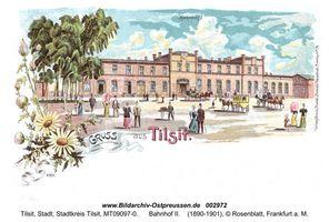Tilsit, Stadt, Stadtkreis Tilsit Kleffelstraße