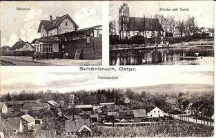 Schönbruch Kr. Bartenstein, Kreis Bartenstein