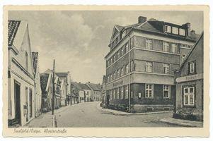 Saalfeld, Kreis Mohrungen