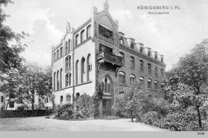 Königsberg (Pr.), Stadtkreis Königsberg Kasernenstraße 4-5