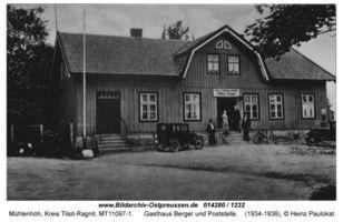 Mühlenhöh, Kreis Tilsit-Ragnit